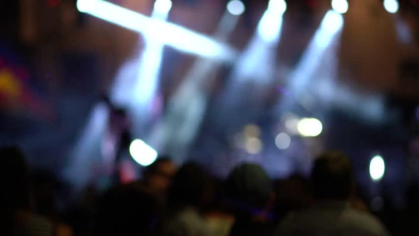 Musical concert in full musical concert. | Shutterstock HD Video #1015240186