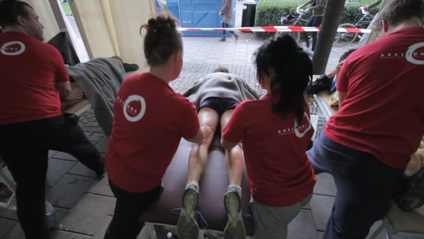 Deep Tissue Massage Stockholm