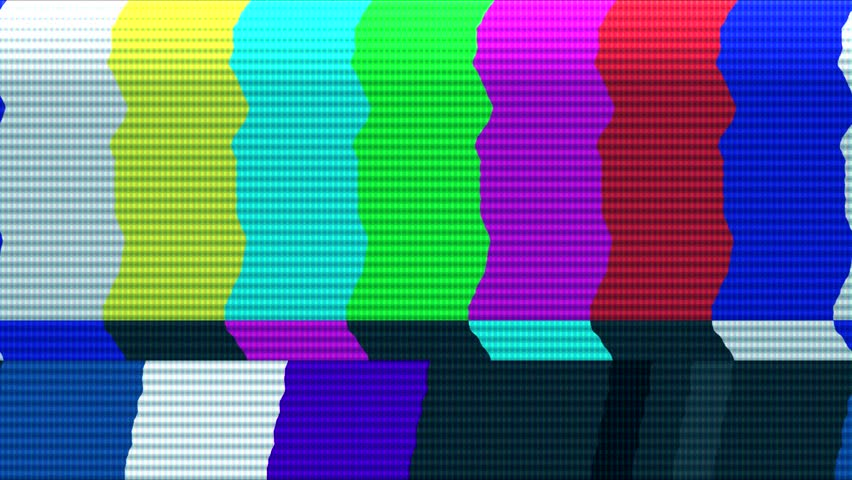 Major TV Glitch Fail | Shutterstock HD Video #1015530859