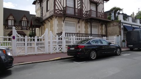 Typical Villa in Deauville, France