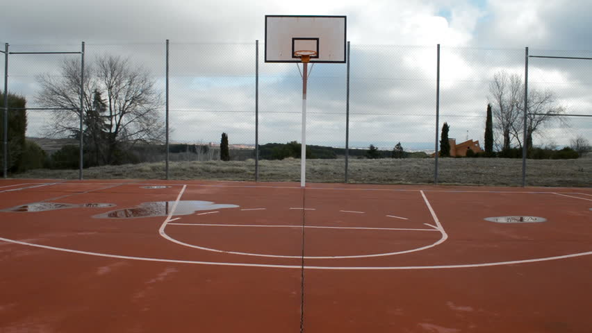 Basketball Court Drawn Stock Video Footage - 4K and HD ...