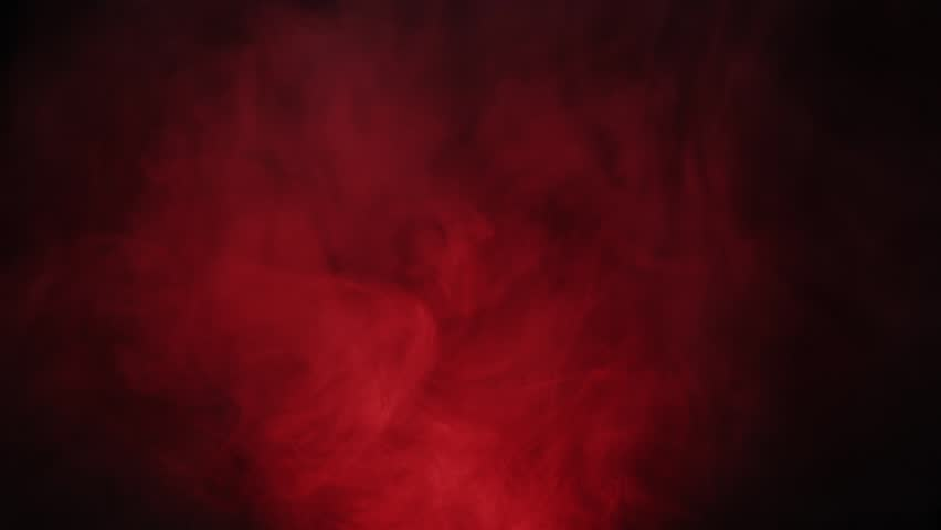 Red Smoke On Dark Background Stock Footage Video 100 Royalty Free 1016523184 Shutterstock