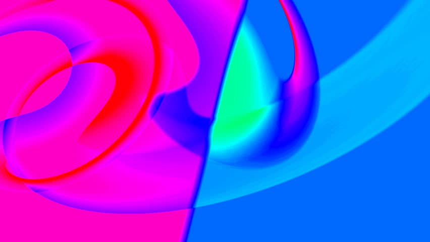 Colorful transition. Stylish abstract background. Colorful graphic animation.  Animated wallpaper.  | Shutterstock HD Video #1016553808