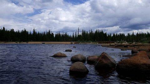 Brainard Lake Rocky Mountains 2