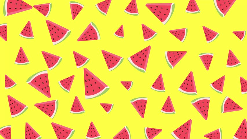 Multicolored fruity background. Background of different moving fruits. Swaying fruit. Animation background. Animation fruit. Wiggling animation. | Shutterstock HD Video #1016785321