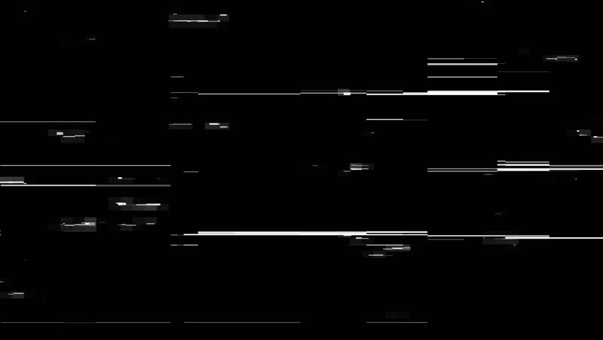 Glitch futuristic lines overlay.