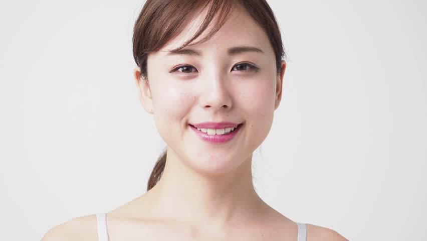 Attractive Asian Woman Skincare Video Stock Footage Video 100 Royalty Free 1016970880 Shutterstock