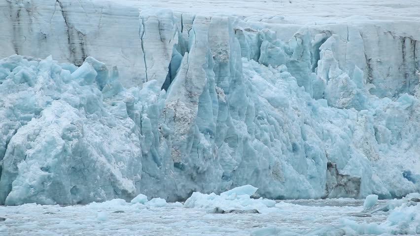 Calving a glacier | Shutterstock HD Video #1017024730