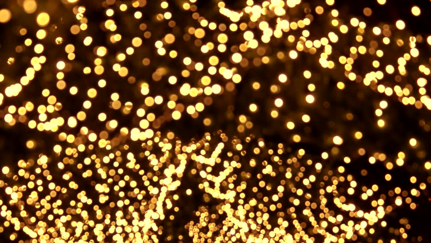 Large amount of blured lights. Orange and yellow lights. | Shutterstock HD Video #1017433159