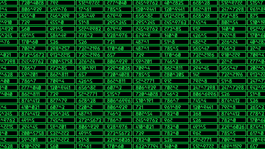Matrix frame. Calm market. Changing numbers. Business background. Seamless loop.Stock Market Tickers Price Data Animation. | Shutterstock HD Video #1017512533