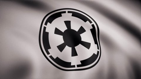 Star Wars Galactic Republic Symbol Stock Footage Video 100 Royalty Free 1017783811 Shutterstock