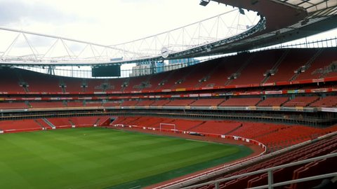 Emirates Stadium Goal Stock Video Footage 4k And Hd Video Clips Shutterstock