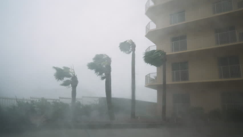 Hurricane Michael Makes Landfall #1018307395