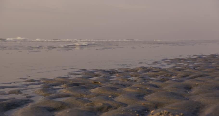 Beach in denmark - romo   Shutterstock HD Video #1018591555