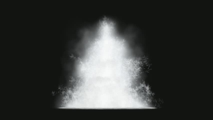 Water Explosion Underwater Detonations Visual Effects | Shutterstock HD Video #1018708234