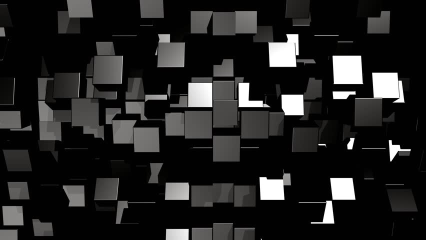 Abstract 3d rendering of cub    Shutterstock HD Video #1018910923