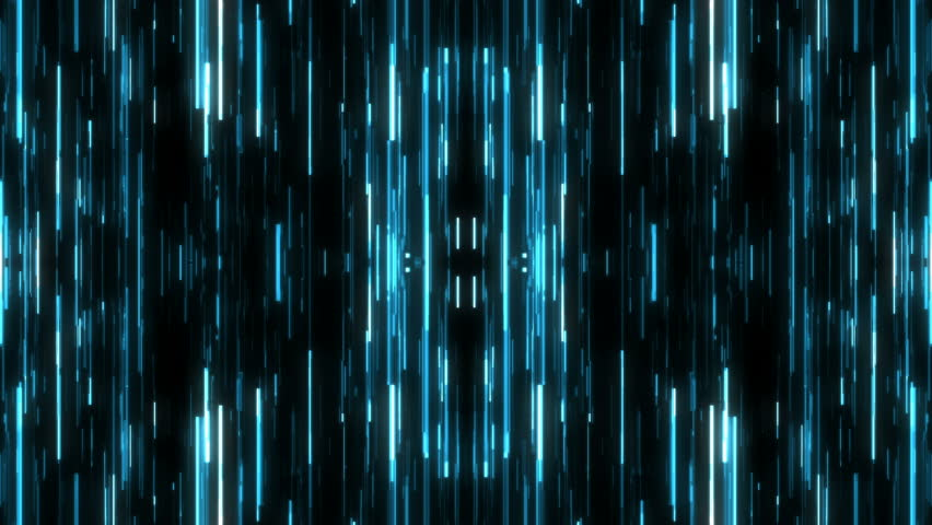 Glitch lines, traveling in dark with high speed, 3d rendering computer generated background | Shutterstock HD Video #1019030536