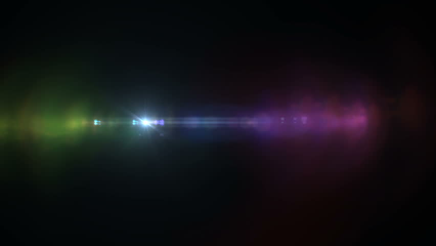 Flash Light - Lens Flare Blur Color Effect Background. 4K Video | Shutterstock HD Video #1019240911