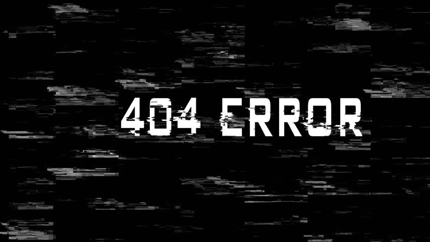 404 Error sign on screen   Shutterstock HD Video #1019334772
