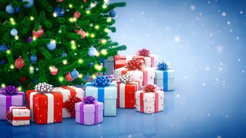 11++ Christmas Zoom Background Animated