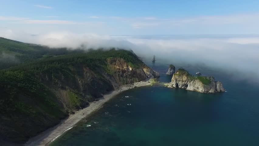 Shantar islands Okhotsk sea 2