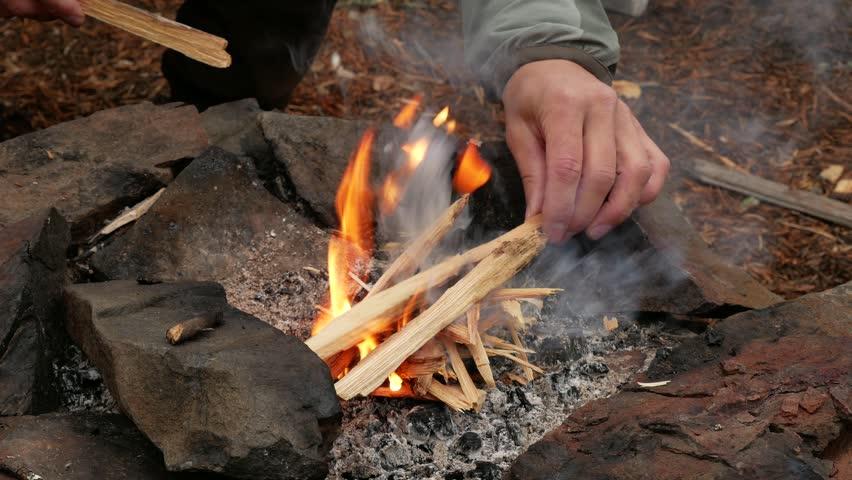 обретет картинки добывающий огонь сосиски