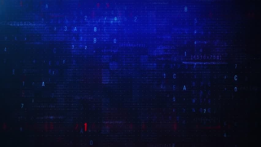 Hacking Detected Alert Warning Message Windows Errors Pop-up Notification Dialog Box Blinking Virus. After Login And Password on Digital Glitch Computer Monitor screen 4k.   Shutterstock HD Video #1019861206