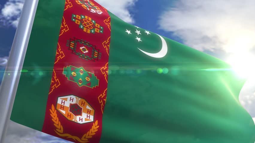 туркмения флаг картинки сюжетах фигурирует как