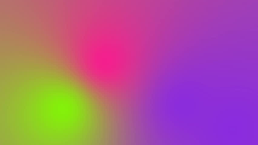 Moving liquid color backdrop. Colorful abstract background with diffusion gradients of trendy colors. Seamless loop animation. #1020206029