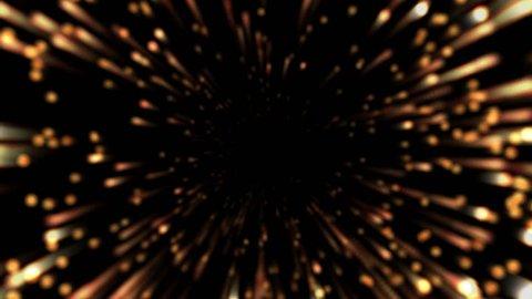 Seamless Looped Plain Star-field (loop)