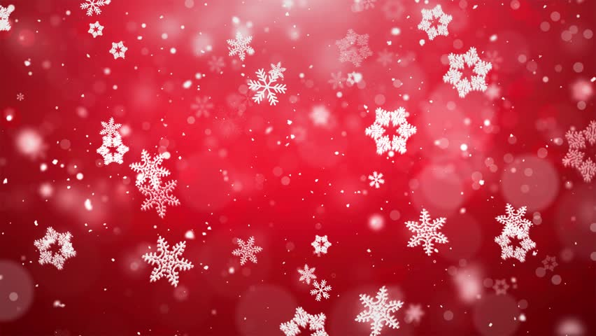 Christmas Snowflakes Falling On Dark Blue Background. Snow Snowfall Snowflake Particles Seamlessly Loop Black Alpha Green Screen Animation | Shutterstock HD Video #1020347083