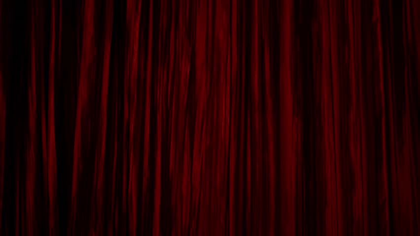 Red curtain move | Shutterstock HD Video #1020474124