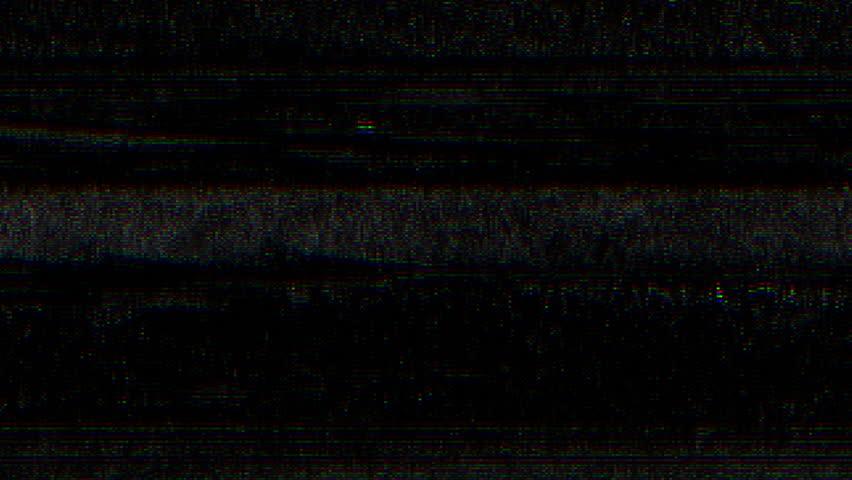 Unique Design Abstract Digital Animation Pixel Noise Glitch Error Video Damage | Shutterstock HD Video #1020590323