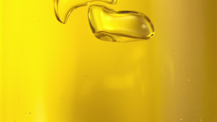 Large closeup Oil Bubbles slow movement in high speed Royalty-Free Stock Footage #1020591307