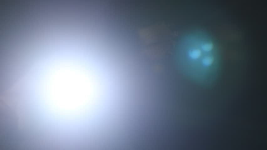 Burglar intruder with flashlight torch at night, low key selective focus #1020698398