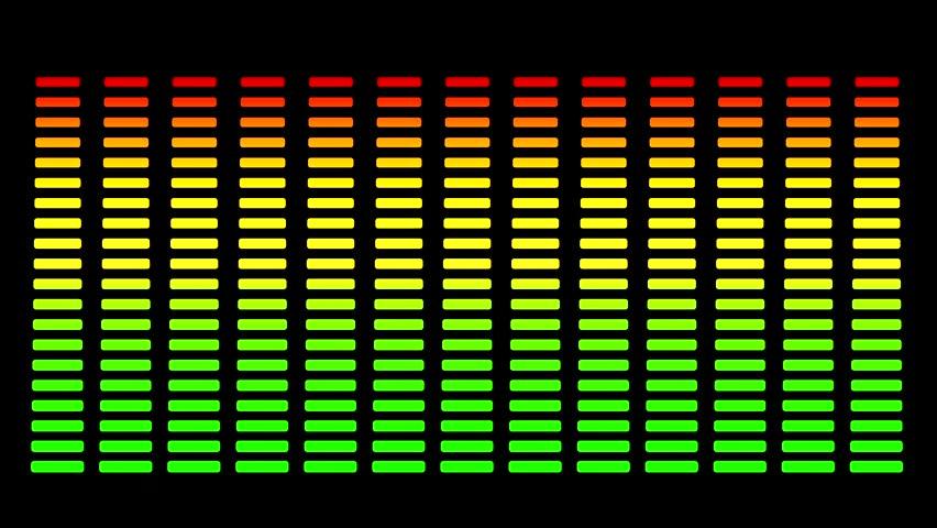 Graphic EQ Spectrum Analyzer -  sound level Meter