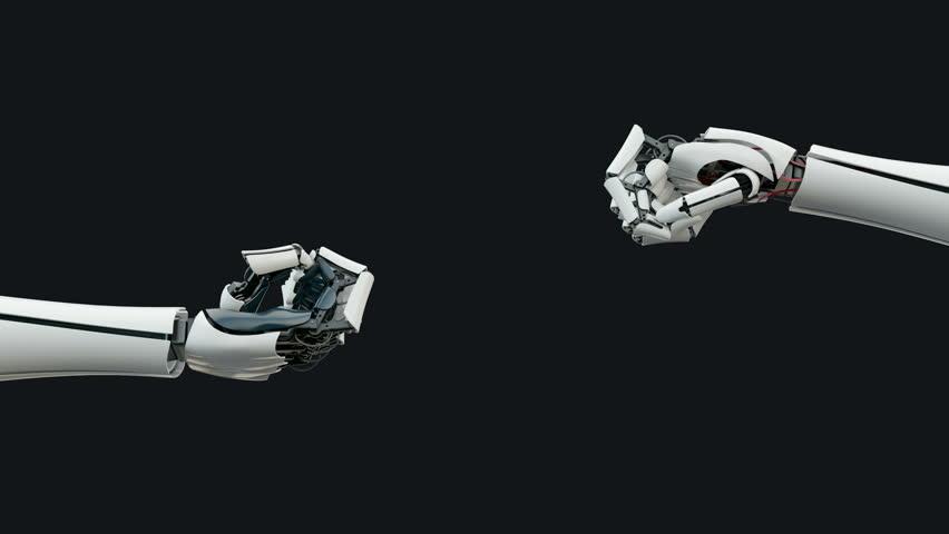 Robot arm, bionic prosthesis, connection, communication.