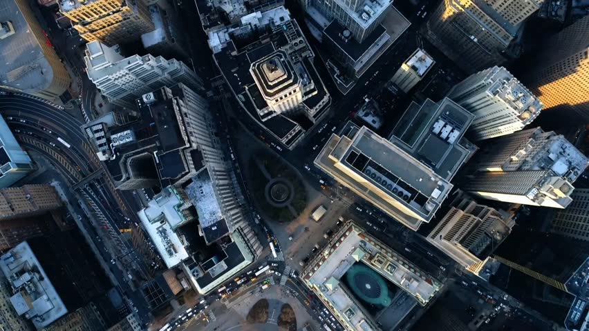 Aerial footage,View of New York from a height17 | Shutterstock HD Video #1021480843