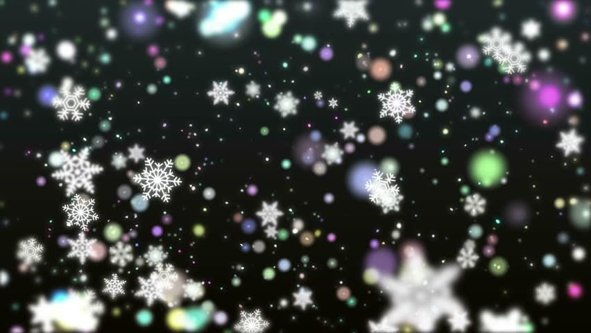 This stock motion graphics clip shows of seamless looped holiday backgrounds. Snowflakes, stars, and bokeh lights fill the screen and evoke a glorious holiday mood. | Shutterstock HD Video #1021600723