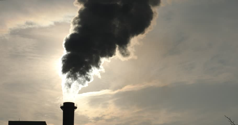 GLOBAL WARMING Pipes Pollute Industry Atmosphere With Smoke Ecology pollution, Industrial factory pollutes, smoke stacks exhaust pipes,Top Industry Sources The World's Polluting Industries news media