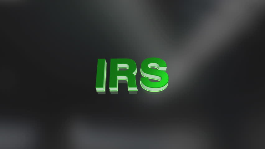 IRS Tax Animation Frame for Adding Custom Content   Shutterstock HD Video #1021984891