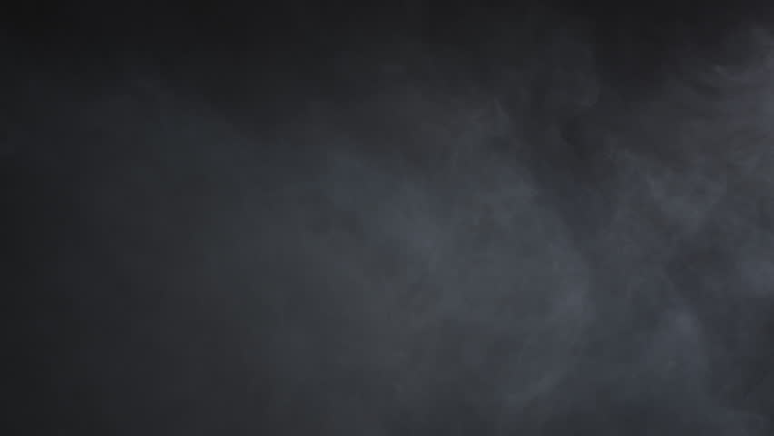 Slow motions smoke on a black background. Professional studio light and smoke machine. Good to use as a transition with a different types of blend mode opacity. | Shutterstock HD Video #1021998130