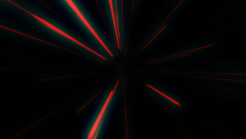 Abstract Space Travel motion background. Red Star field pattern warp motion.Abstract Wormhole Tunnel In Loop. Warp Or Hyperspace Motion In Star Trail.Colorful line speed background motion   | Shutterstock HD Video #1022003959