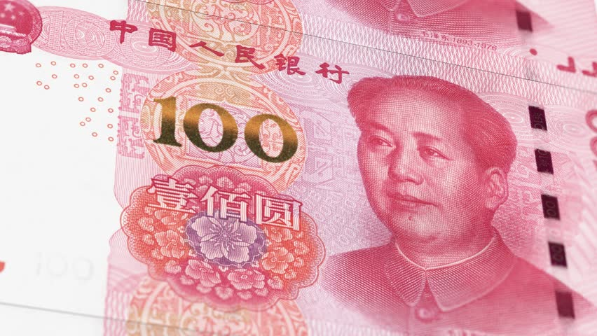 China Money Banknotes Close Up Stock Footage Video 100 Royalty Free 1022222062 Shutterstock
