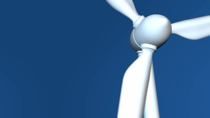 3d Wind field with wind blowing | Shutterstock HD Video #1022371