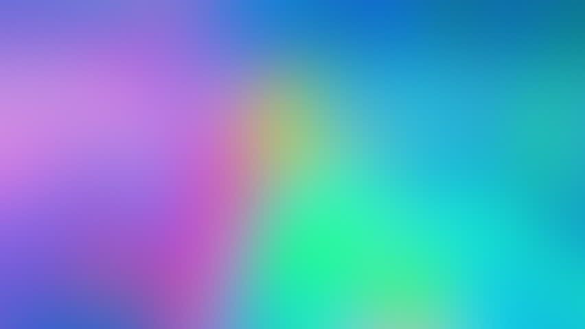 Holographic looping animation. colorful abstract background  #1022400544