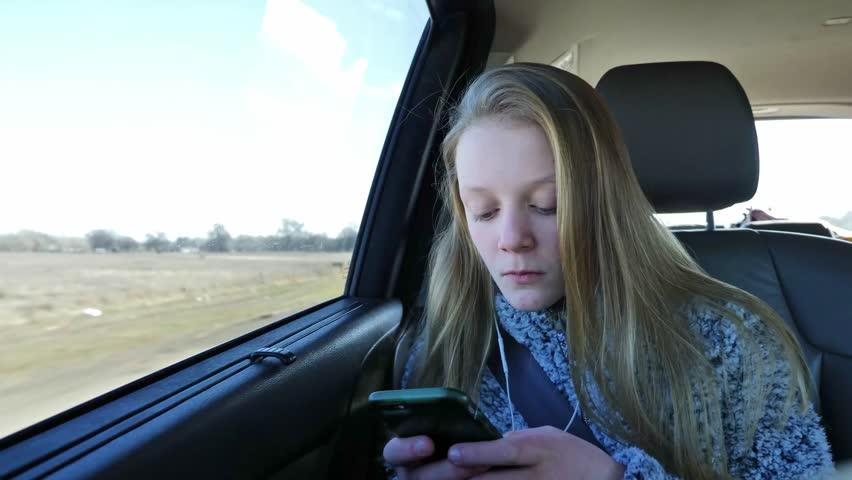 Blonde teen videos A Cute Blonde Teen Wearing Stock Footage Video 100 Royalty Free 1022775628 Shutterstock