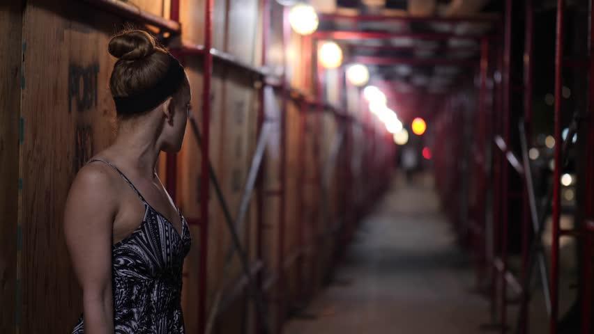 Alleyway Redhead