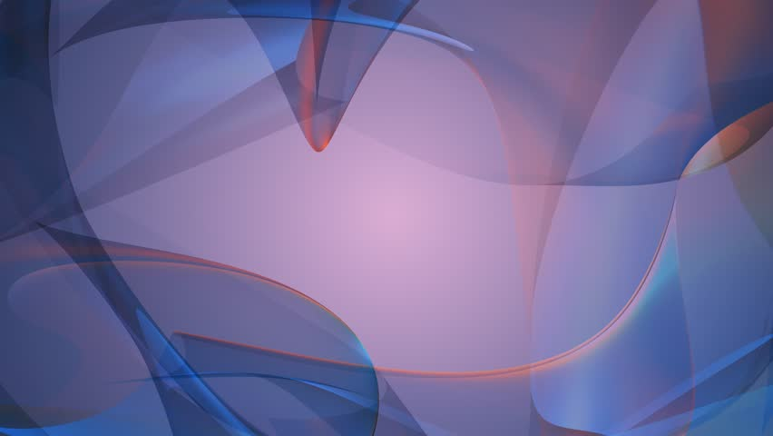 Smooth flowing curves abstract background | Shutterstock HD Video #1023455080
