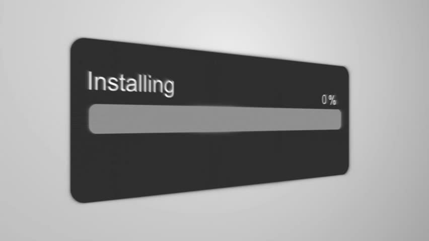 Install Program Process Animation | Shutterstock HD Video #1023637216